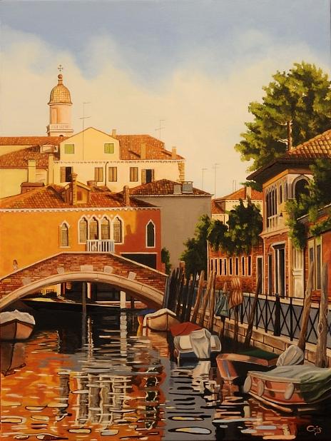 vedute marine quadri dipinti ad olio su tela di cristina